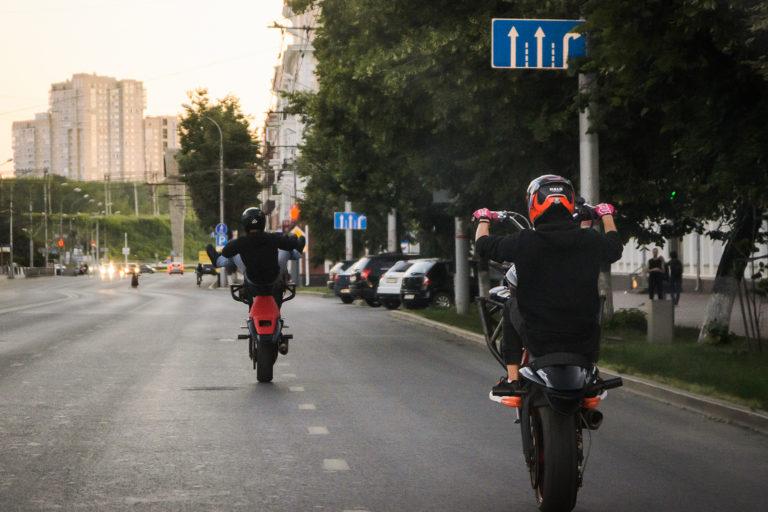 Мотошкола Borzo Пермь