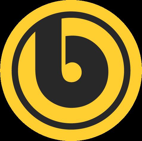 Логотип мотошколы Borzo Пермь