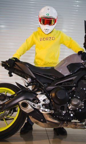 Yamaha my-09